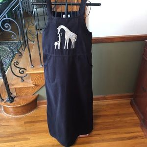 Christopher & Banks Giraffe Maxi Dress 10